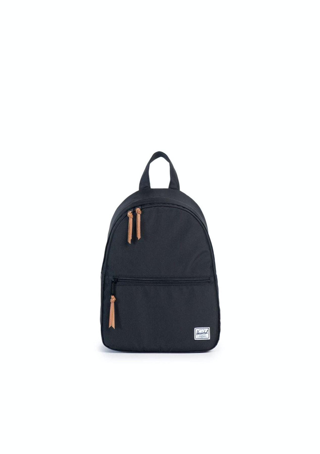 45756e4d7689a Herschel - Town Womens Backpack - Black - 50% Off Herschel - Onceit