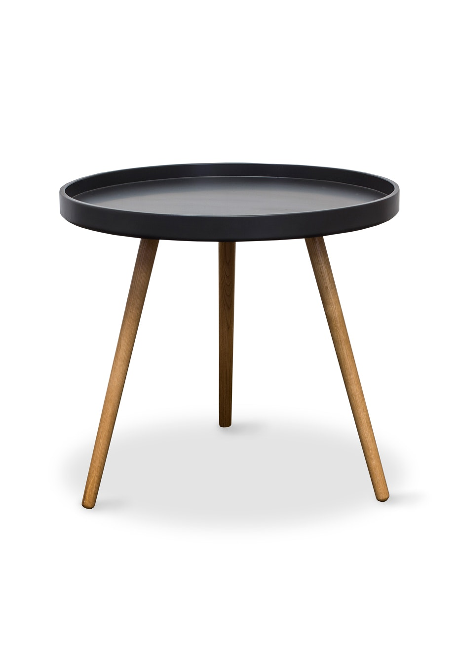 Furniture By Design - Radius Tray Table- Graphite