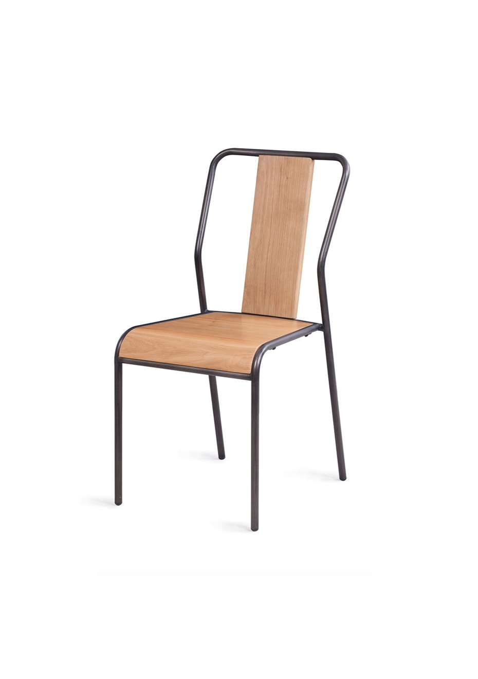 Furniture By Design - Spirit Chair - Brushed Metal