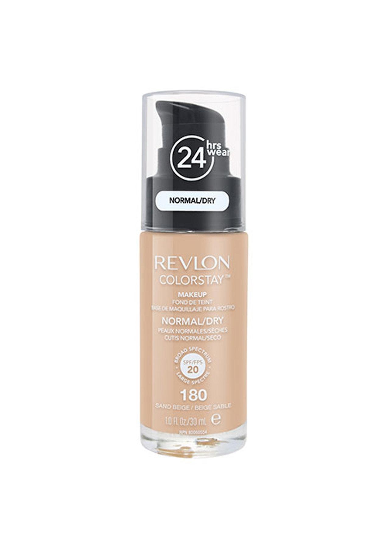 Revlon Colorstay Makeup Normal Dry Skin - 180 Sand Beige 30ml