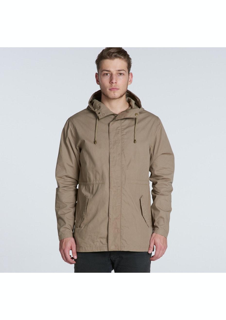 As Colour - Nomad Jacket Mens - Olive