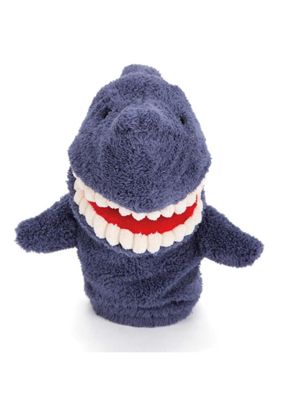 Toothy Shark Hand Puppet