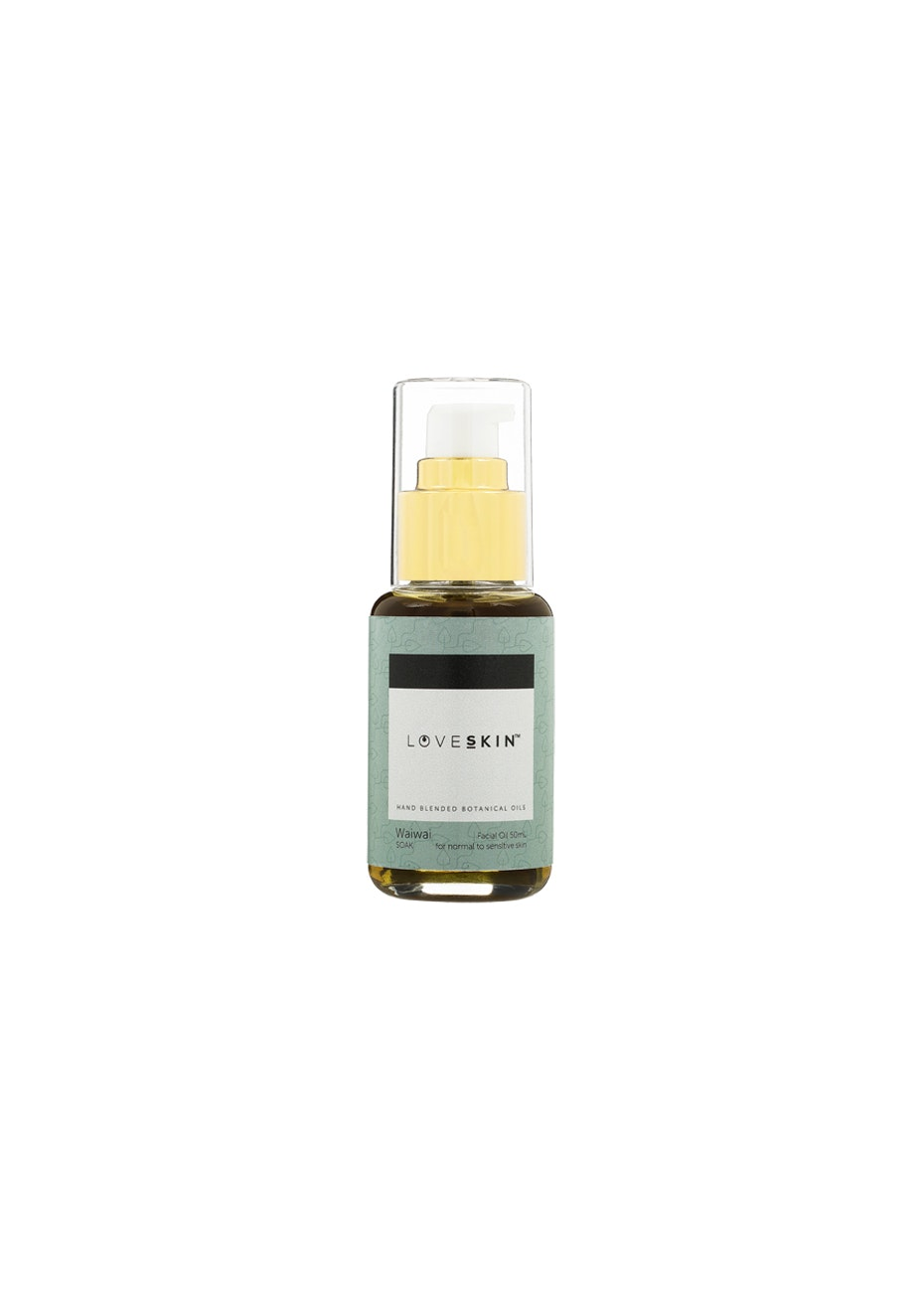 Loveskin - Waiwai Face Oil 50Ml
