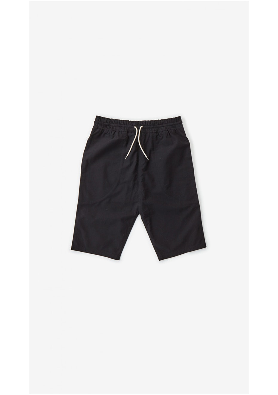 I Love Ugly - Zespy Short Black Oxford