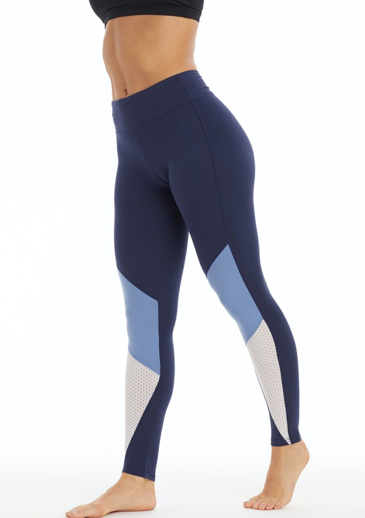 808060dba44ca Balance Collection by Marika - Malibu Legging - Peacoat/ Colony - All New  Activewear: Nothing Over $40 - Onceit