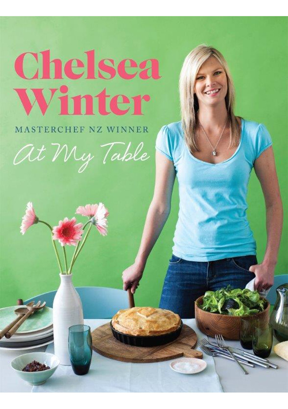At My Table, by Chelsea Winter