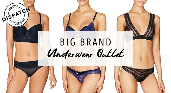 Big Brand Underwear Outlet