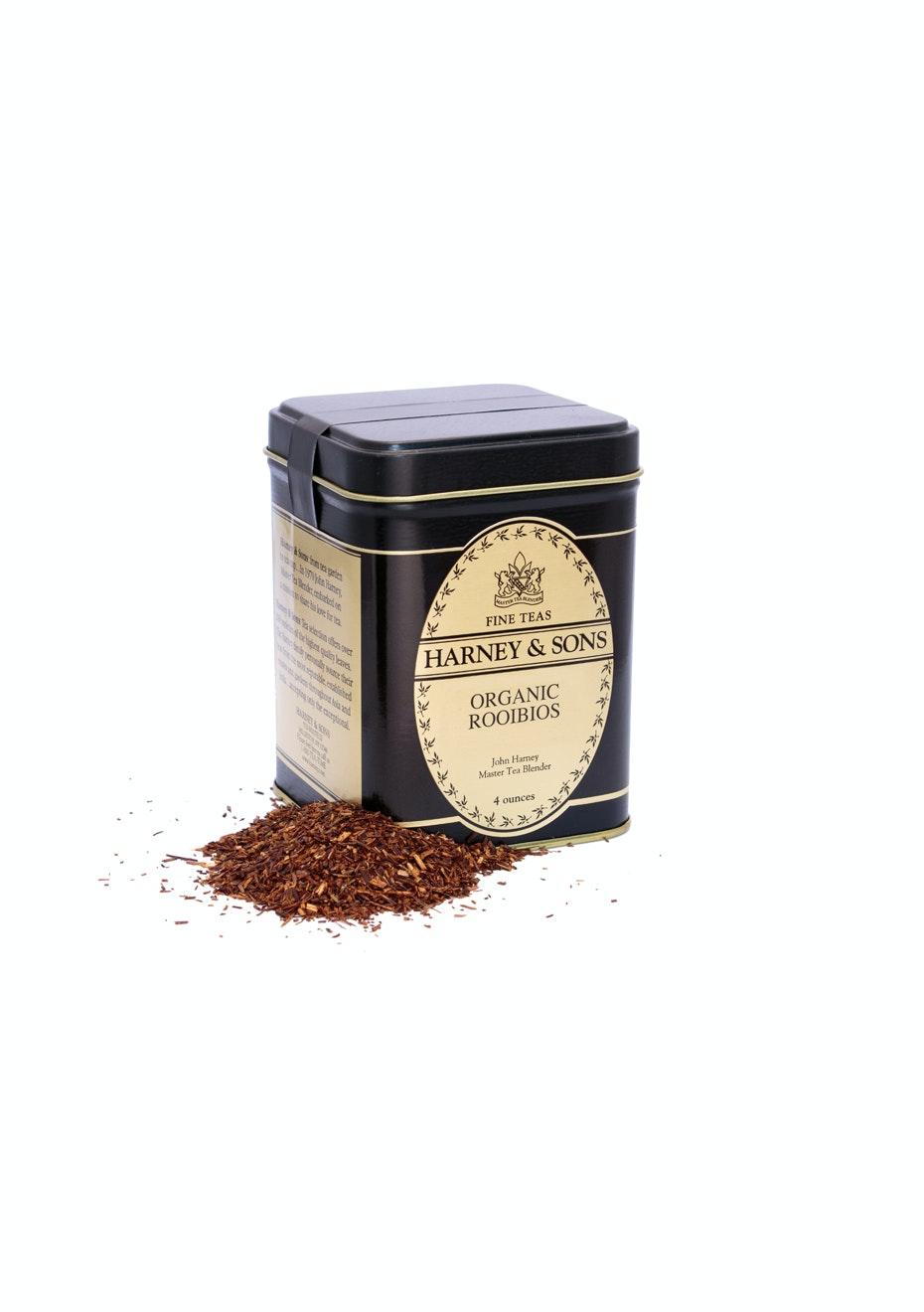 Harney & Sons - Organic Rooibos Loose Leaf 115Gm