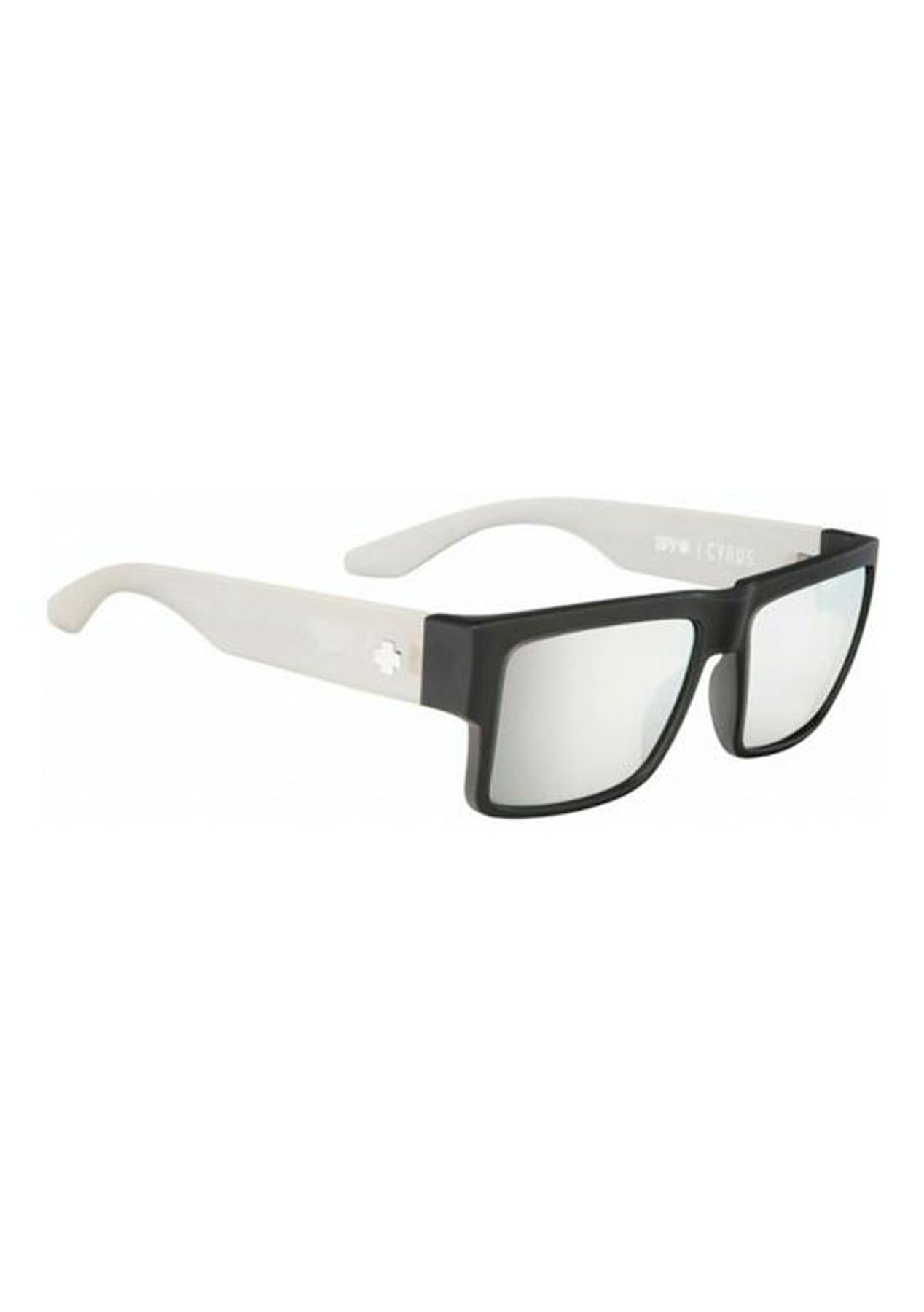 d169b1ccc0 SPY Cyrus Sunglasses - Galaxy Chrome - Happy Grey Green w Silver Mirror - Quay  Eyewear   More - Onceit