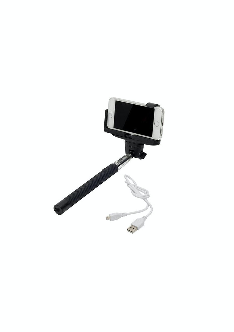 iPower Bluetooth Selfie Stick - Black