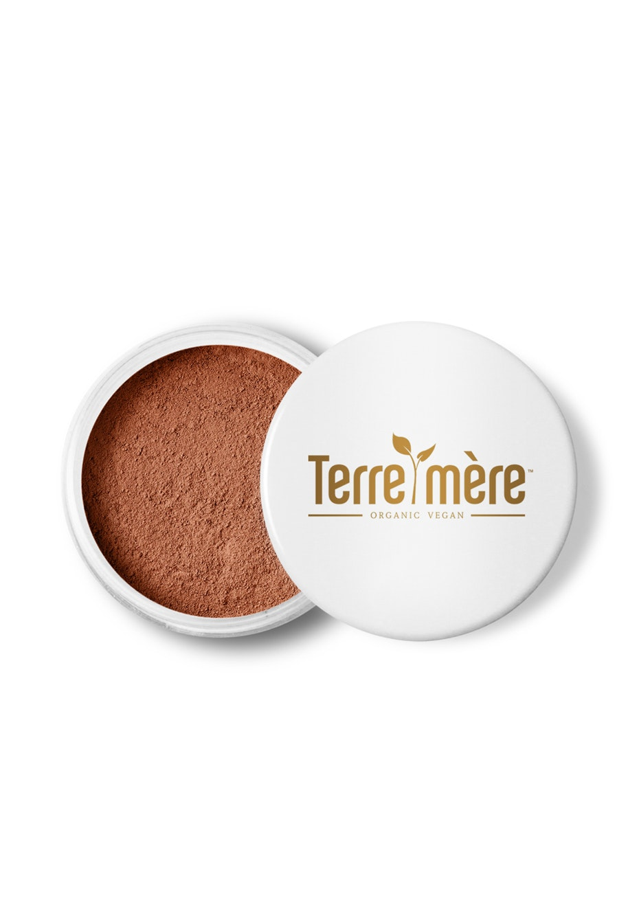 Terre Mere - Mineral Foundation - Milk Chocolate