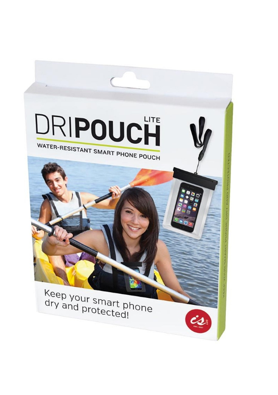 DriPouch Lite - Water Resistant Smart Phone Pouch