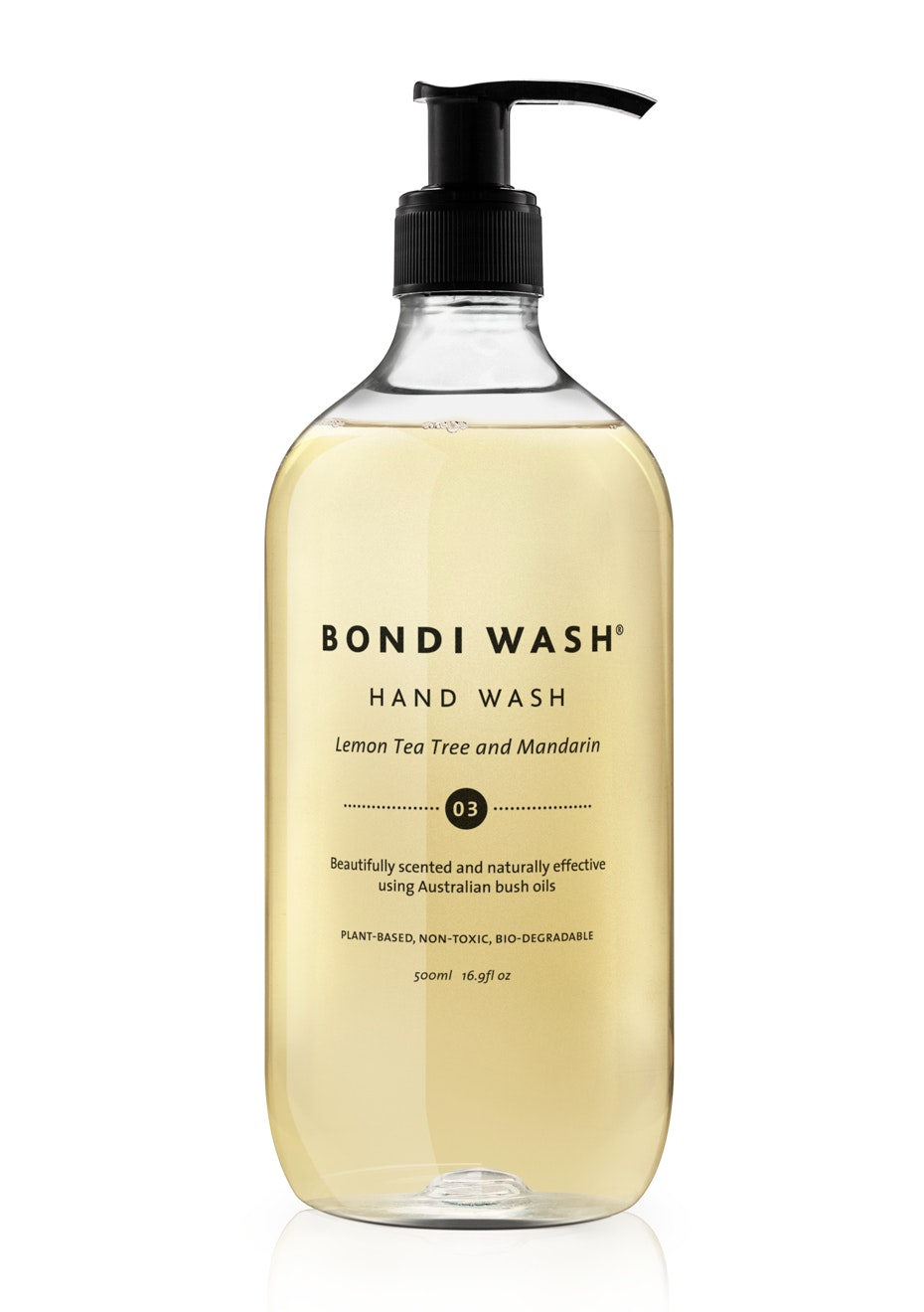 Bondi Wash - Hand Wash Lemon Tea Tree & Mandarin 500ml