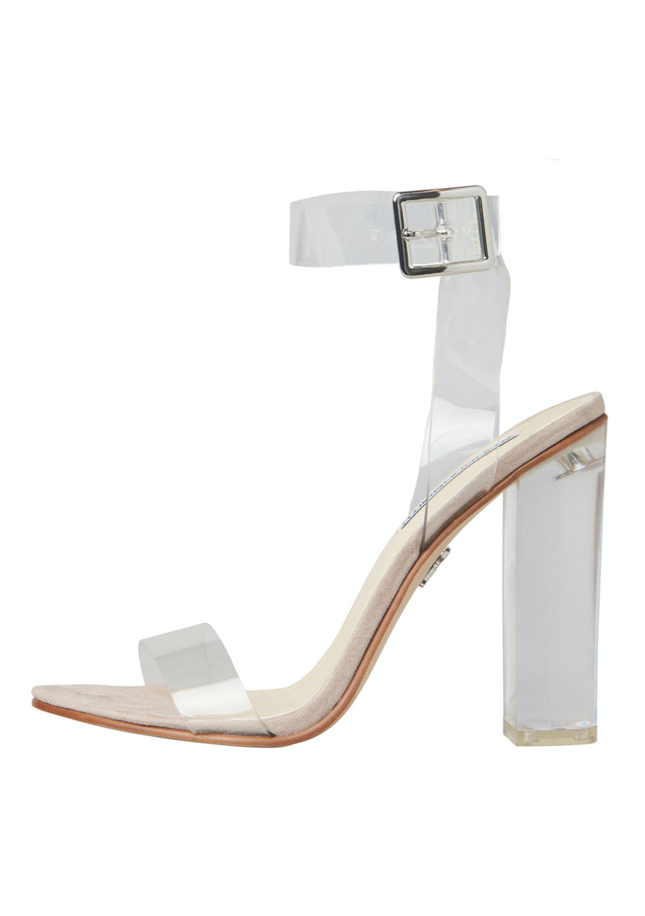 a55b29603d6 Windsor Smith - Gemma - Clear - Shoe Sell Out - Onceit