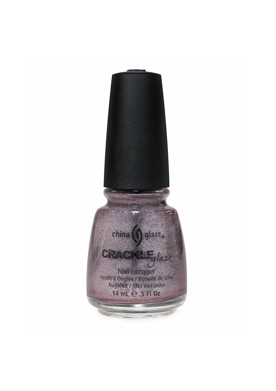 China Glaze Crackle Metals Collection #1045 LATTICED LILAC