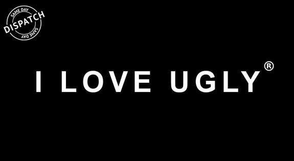 Image of the 'I Love Ugly' sale