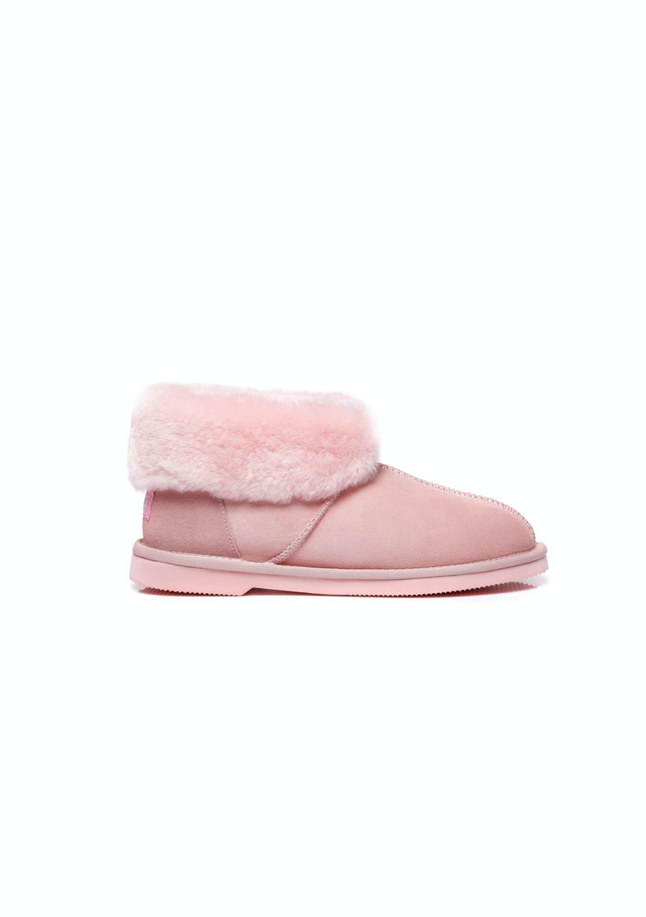 83a2812dab8 Pink ugg slippers Pink ugg slide on slippers Worn a handful of times