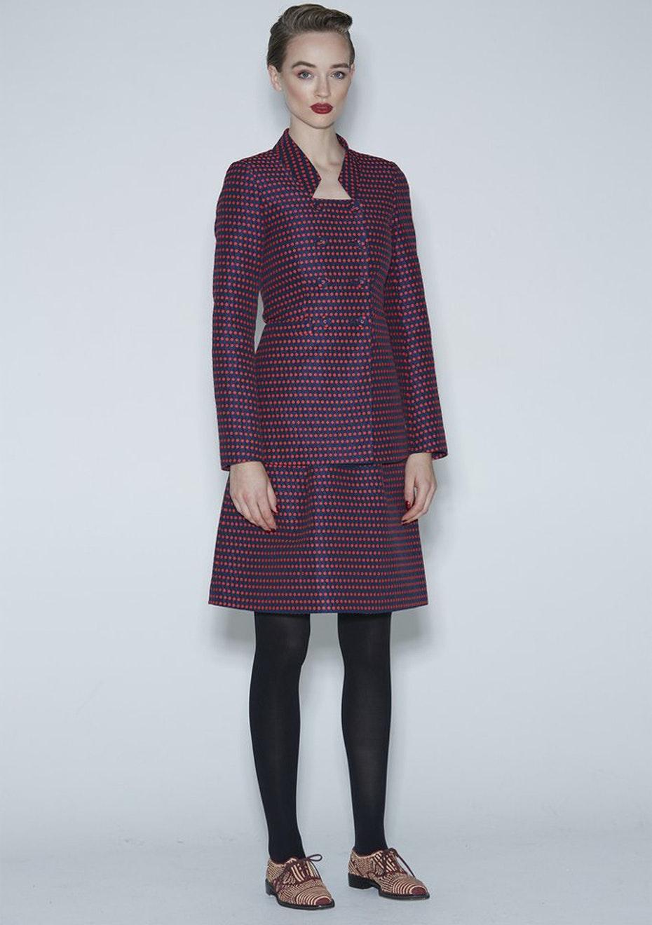 WORLD - Apfel Skirt - Red Spot