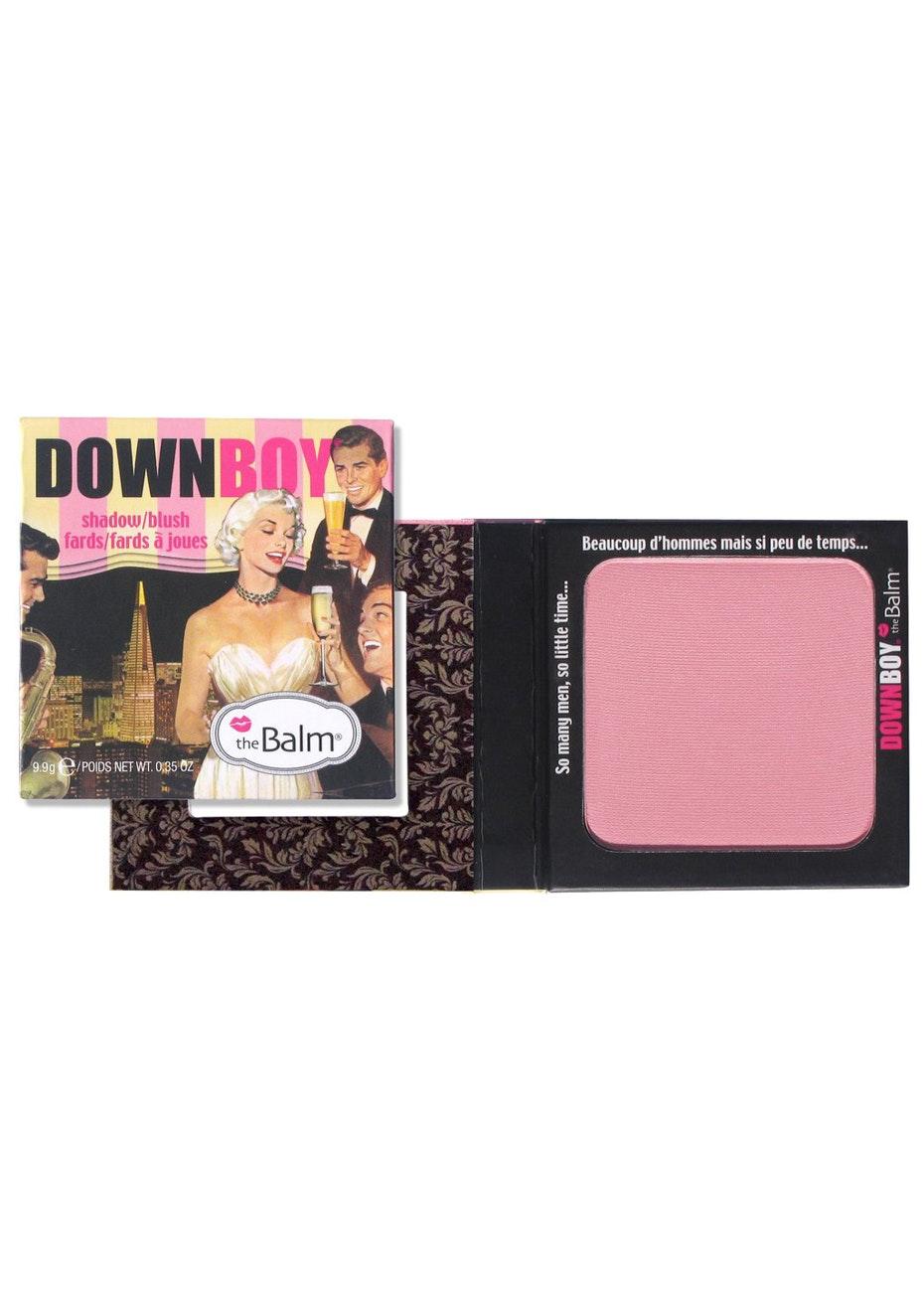 theBalm Downboy Shadow Blush