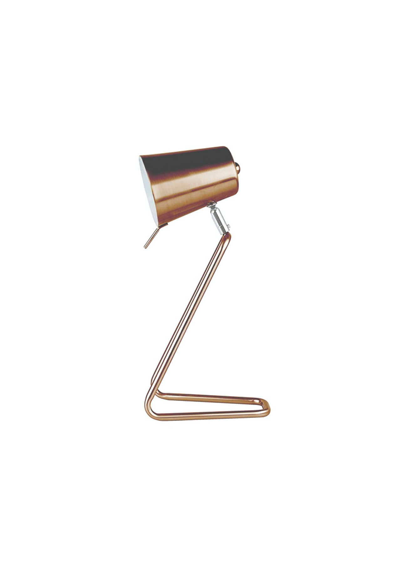 Leitmotiv table lamp z copper home gift warehouse onceit geotapseo Choice Image