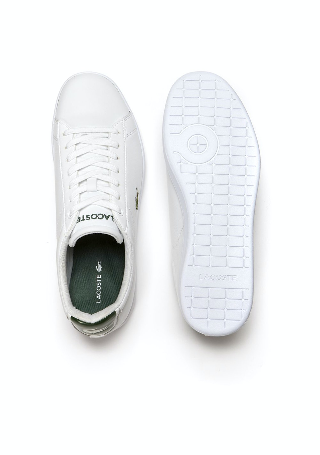 9a1067a74 Mens Lacoste - Carnaby Evo S216 2 Spm - White Dark Green - Under  150 Women s  Shoes Sale - Onceit
