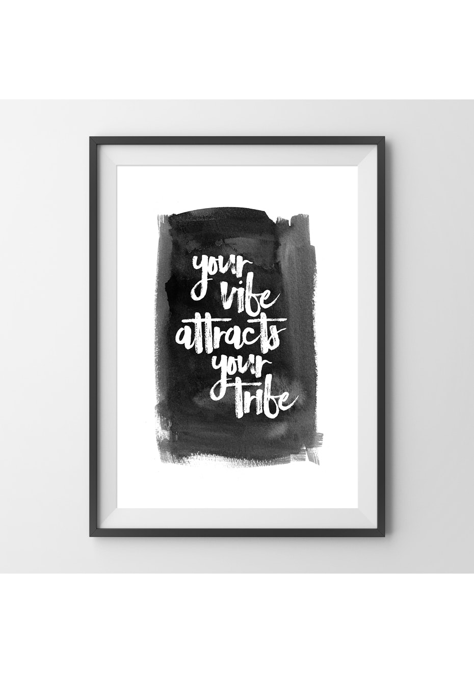 Simply Creative - Vibes  - A3 Colour Print