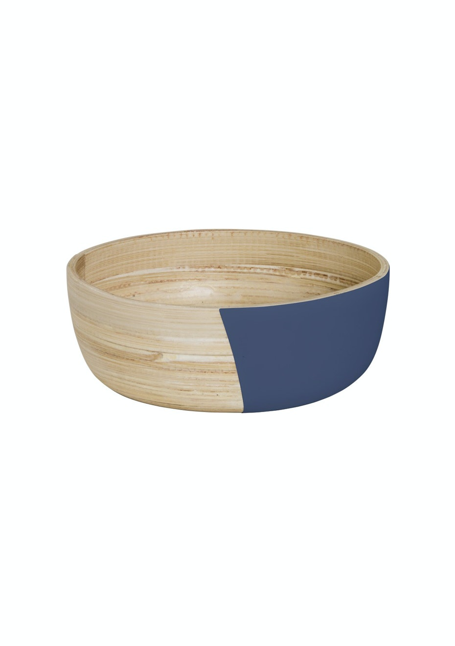 Jason - Lacquered Wooden Bowl Small - Ink