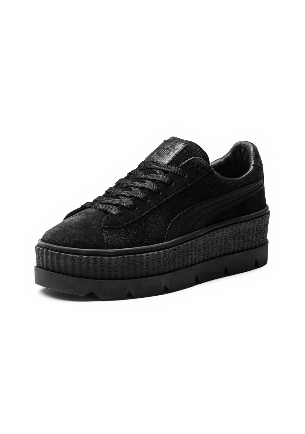 new photos 2afa2 9e840 FENTY Suede Cleated Creeper Womens