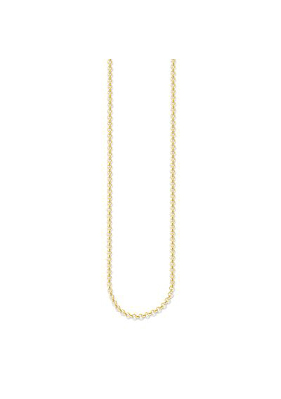 Thomas Sabo  - Fine Chain - Yellow Gold Plated