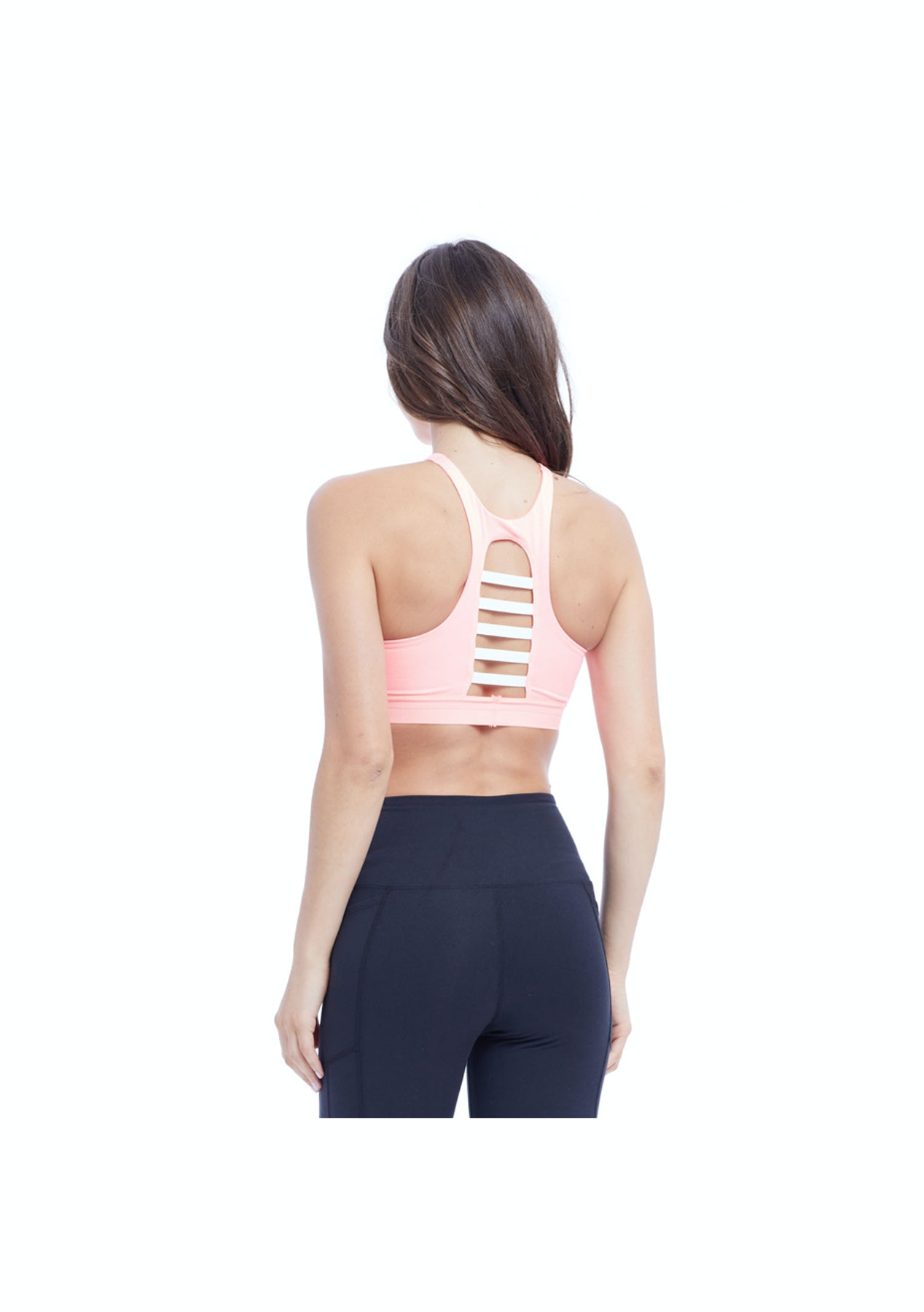 c2d6d59dea515 Marika Tek - Eva Sport Bra - Htr Coral Kiss - Marika Activewear Up To 63%  Off - Onceit