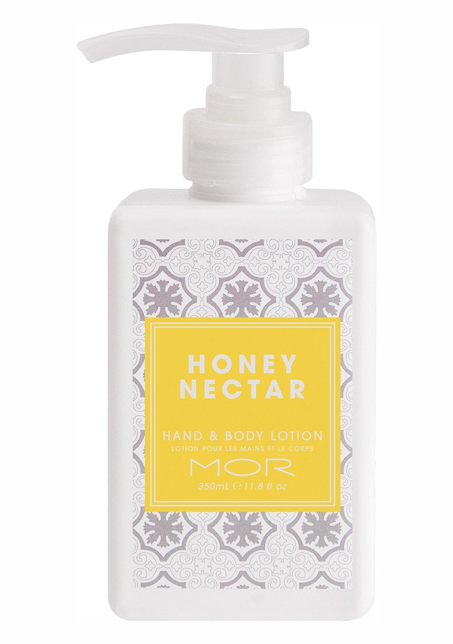 MOR - Hand & Body Lotion 350ml Honey Nectar