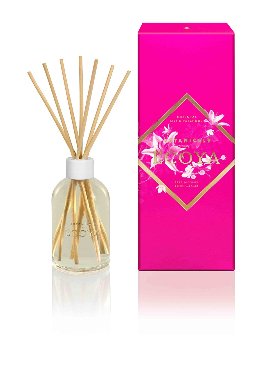 Ecoya - Diffuser - Oriental Lily & Patchouli