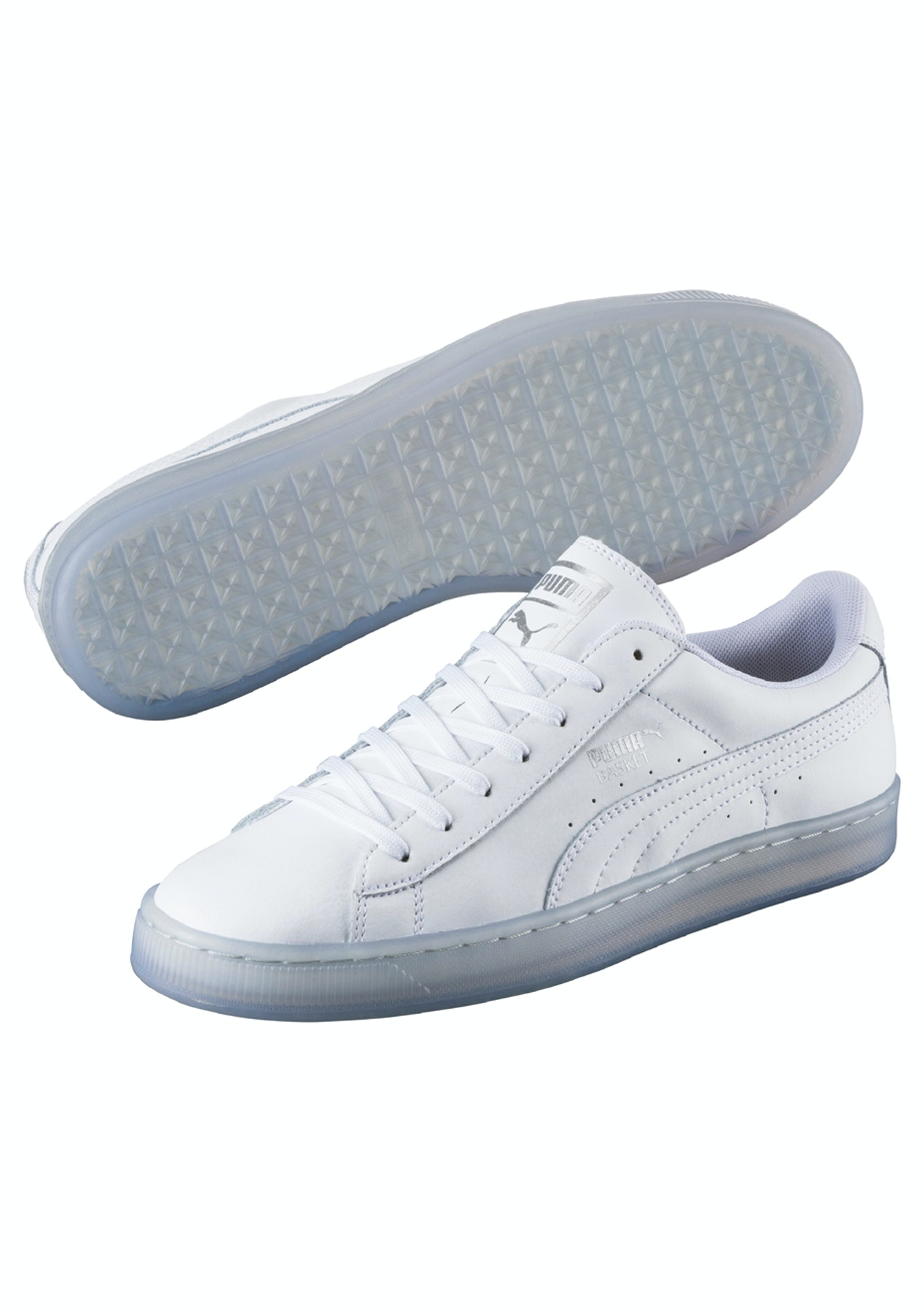 d78234bc4f86 Puma Mens - Basket Classic Fading - Lacoste   More - Onceit