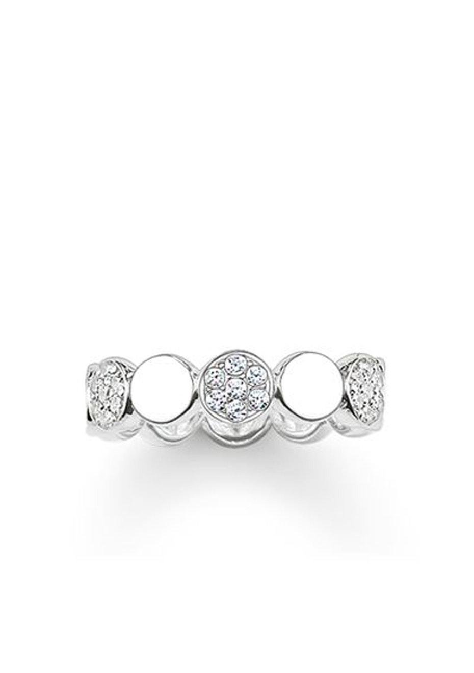 Thomas Sabo  - Polished Circles Ring