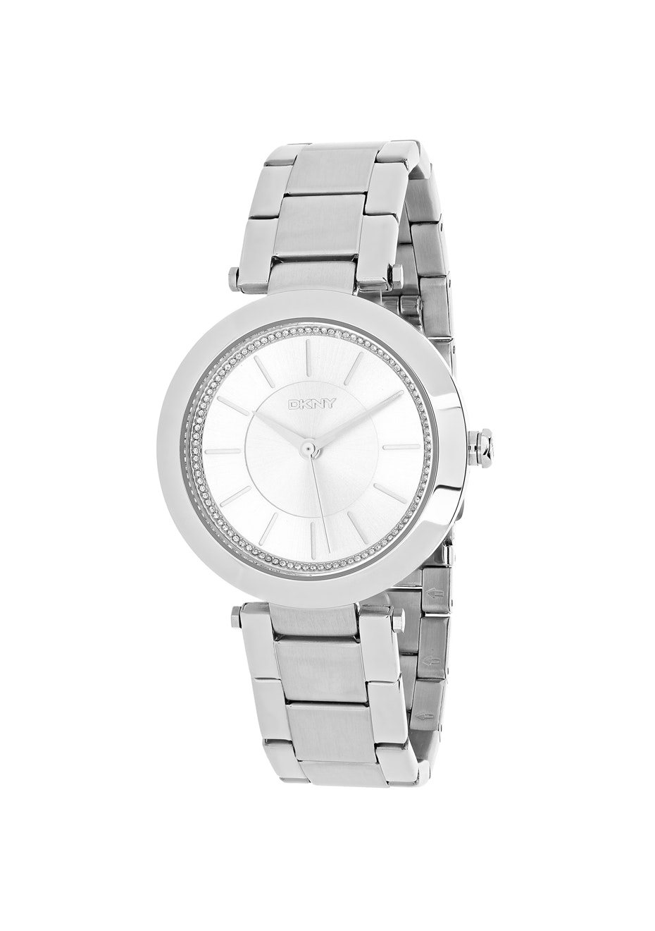 DKNY Women's Stanhope - Silver/Silver