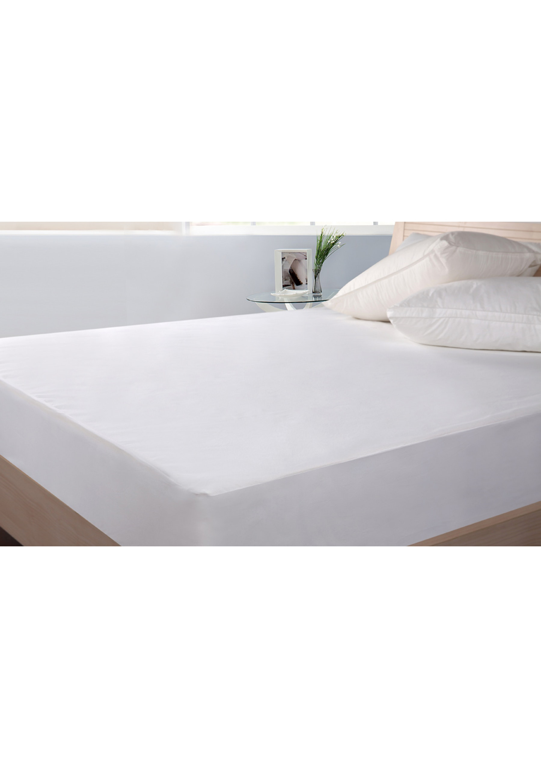 King Bed Cloudland Waterproof Mattress Protector Luxe Feather