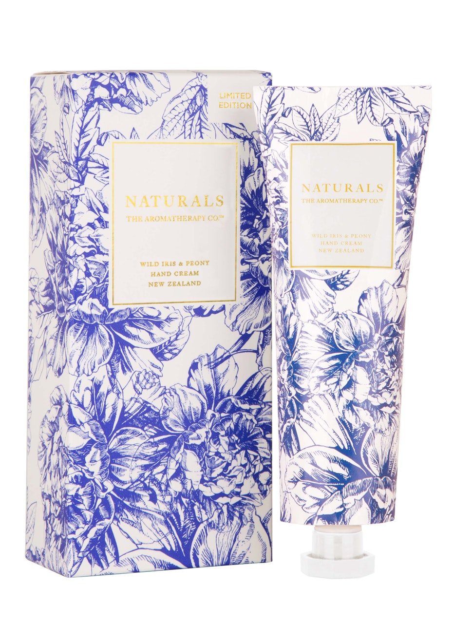 The Aromatherapy Co.  - Hand & Nail Cream  -