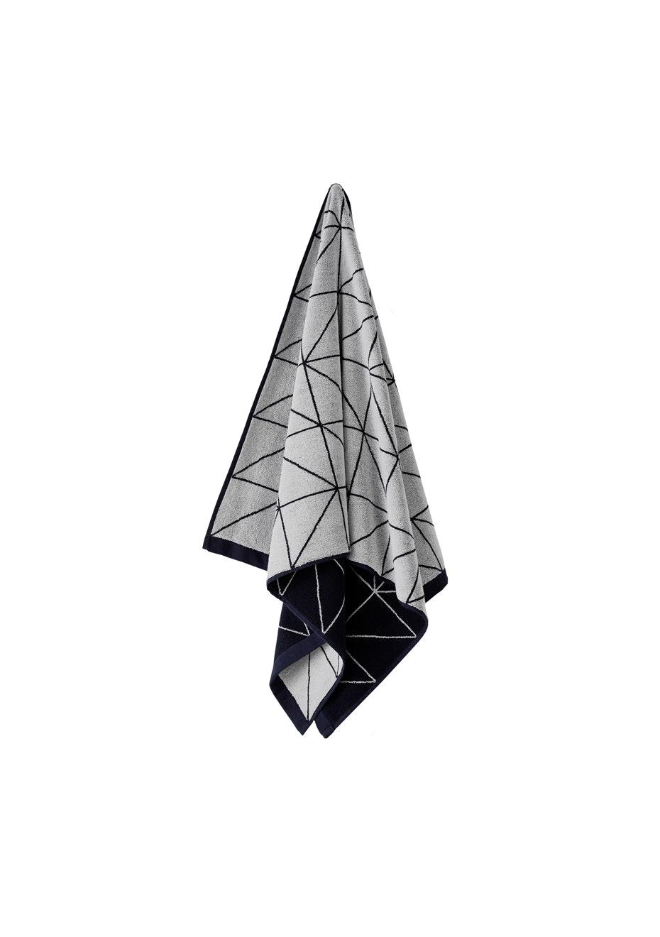 Aura Kami Bath Towel 700 X 1400Mm Dove