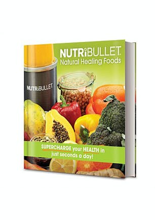 Nutribullet Natural Healing Foods Book Nz