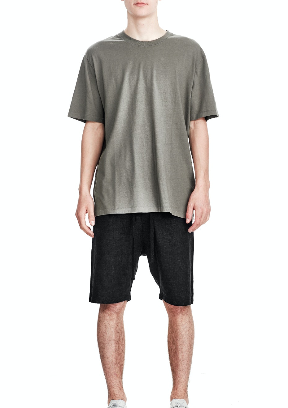 Commoners - Relaxed Tee  - Sage