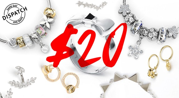 Under $20 Jewellery Rummage