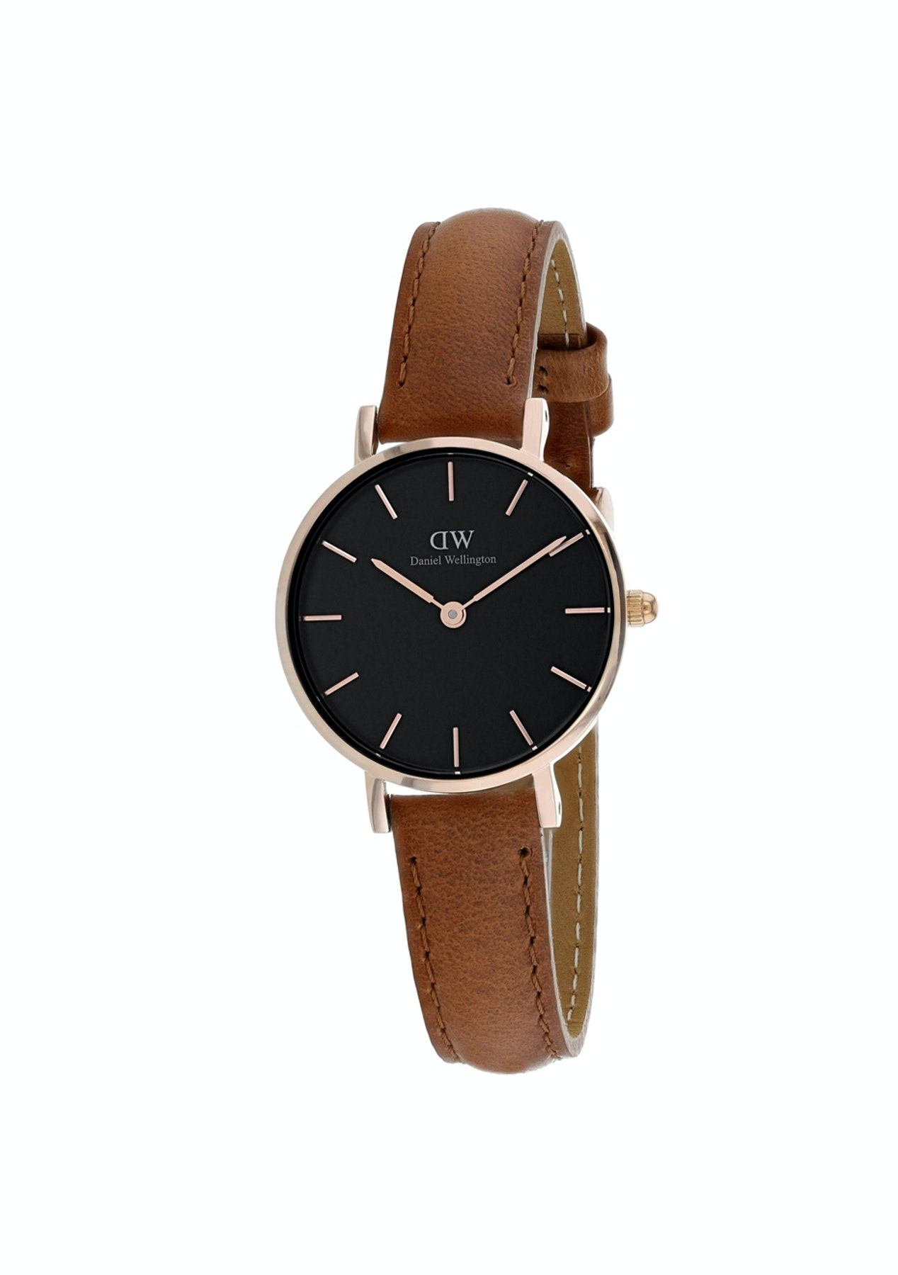 31d7099515ee Daniel Wellington Classic Petite Durham 28mm - Black Brown - Ted Baker  Watches + More - Onceit