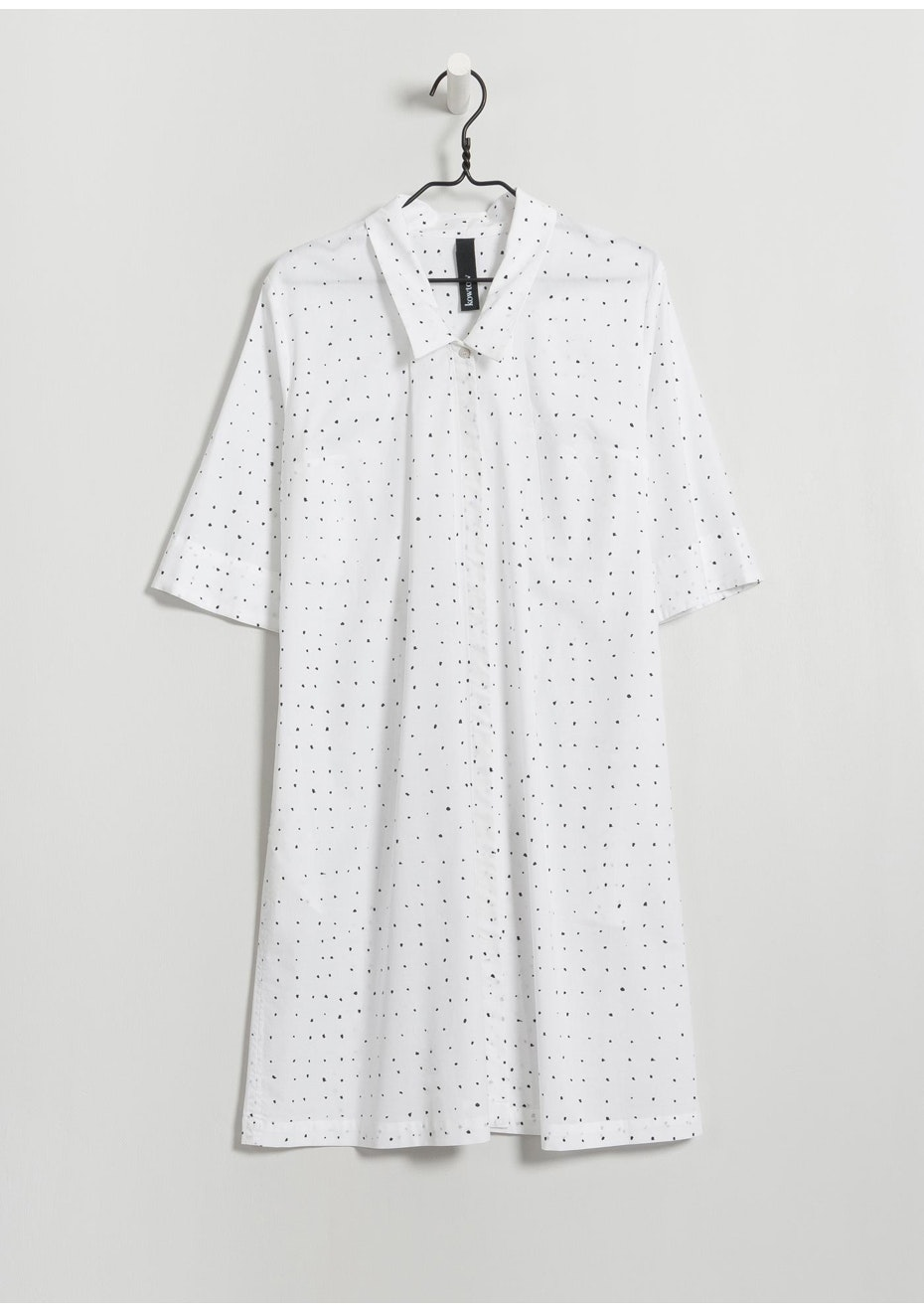 Kowtow - Lacquer Dress - Dots on White