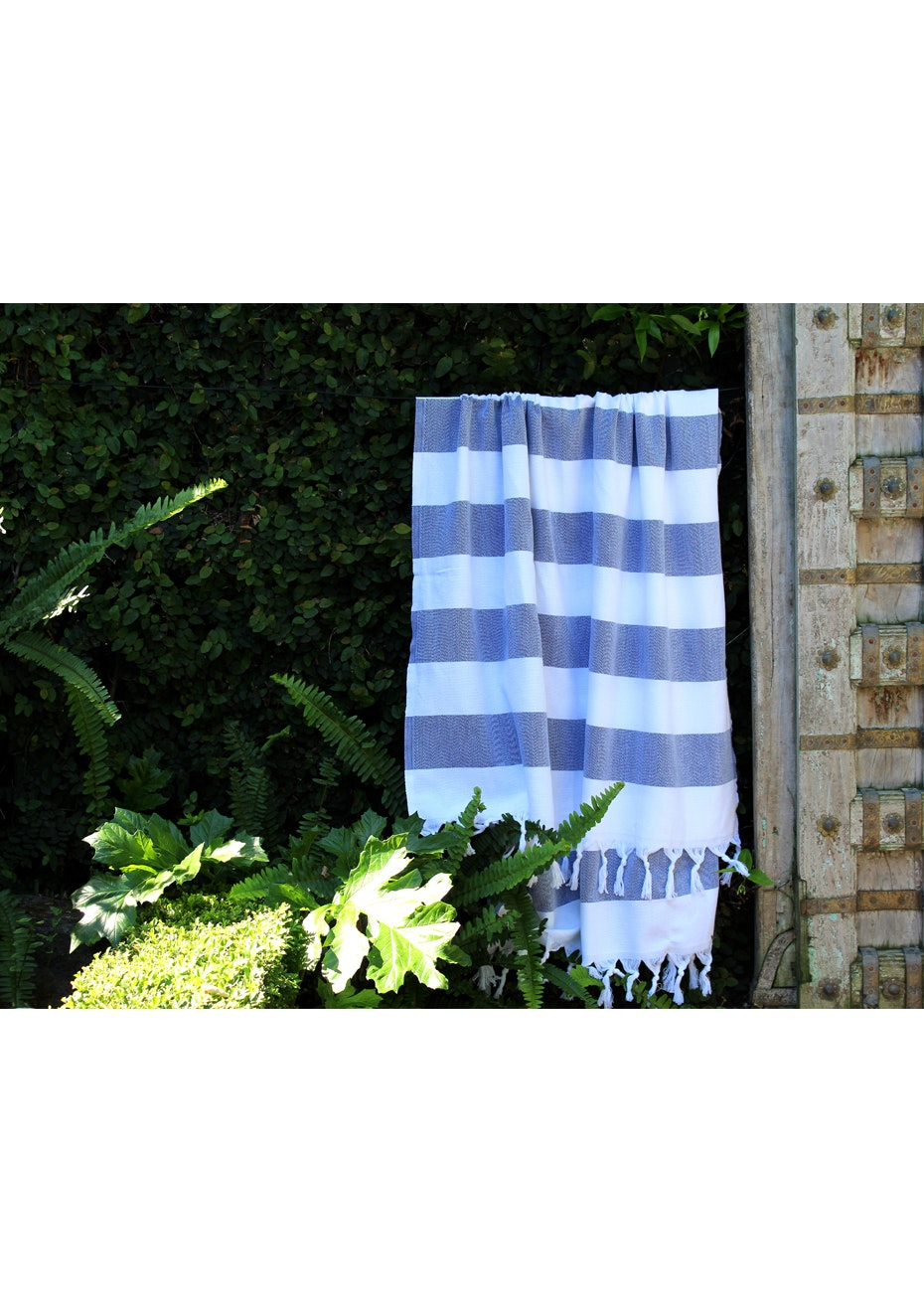 Cabana Royal Blue Turkish Towel