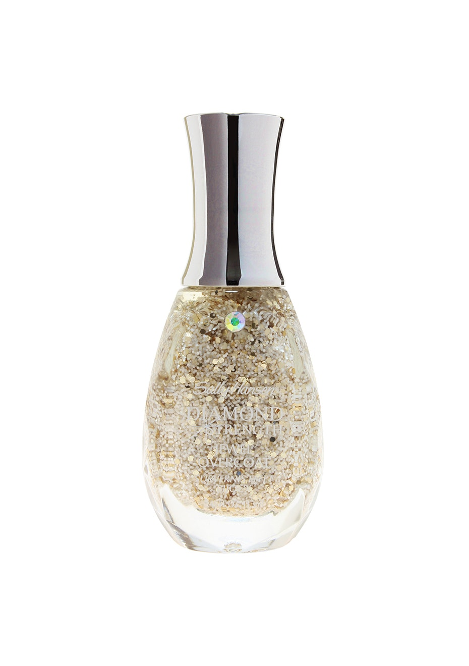 Sally Hansen Diamond Strength Nail Color #507 WHITE VEIL