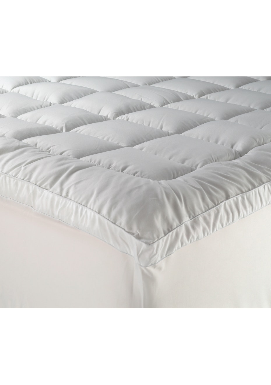 Super Loft Mattress Protector - 800GSM - Double Bed