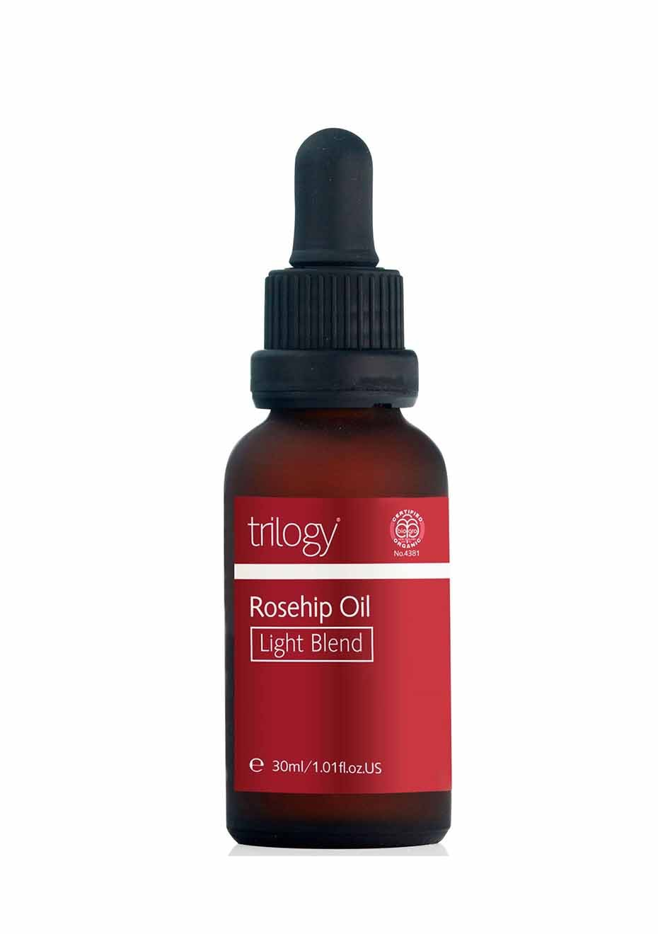 Trilogy - Rosehip Oil Light Blend (30ml)