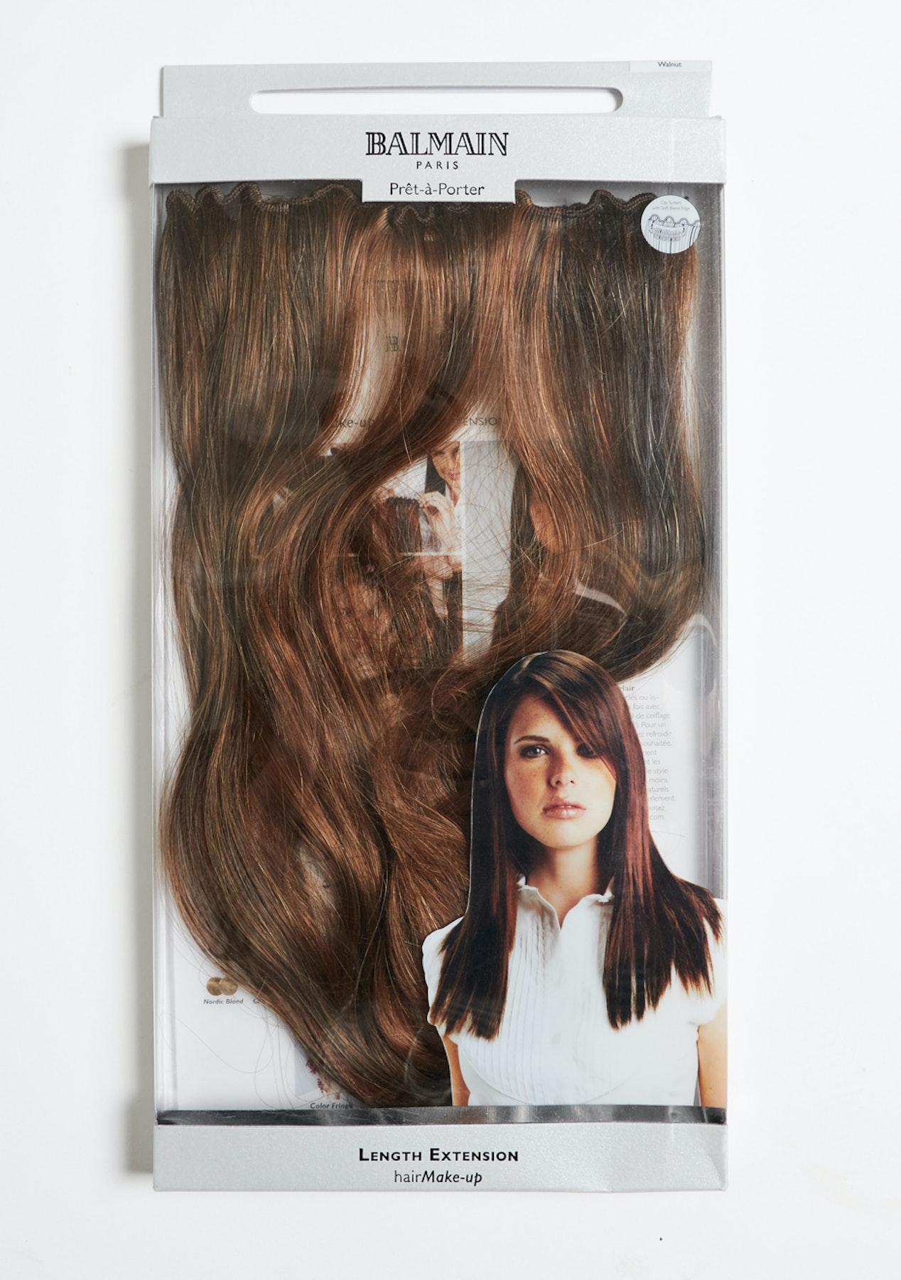 Balmain Hair Extension 3pc Walnut 40cm Free Shipping Under 30