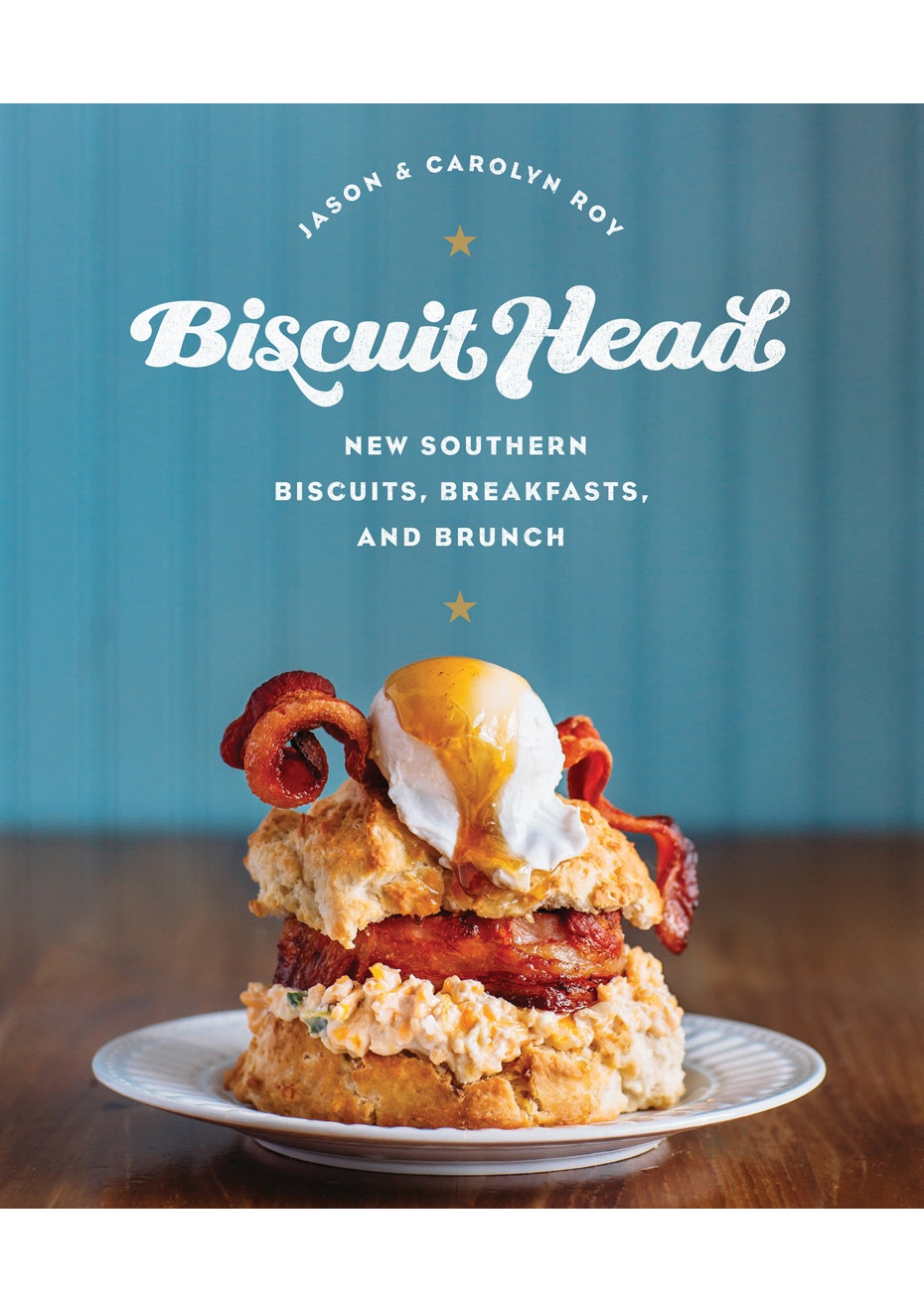 Biscuit Head, by Jason Roy and Carolyn Roy