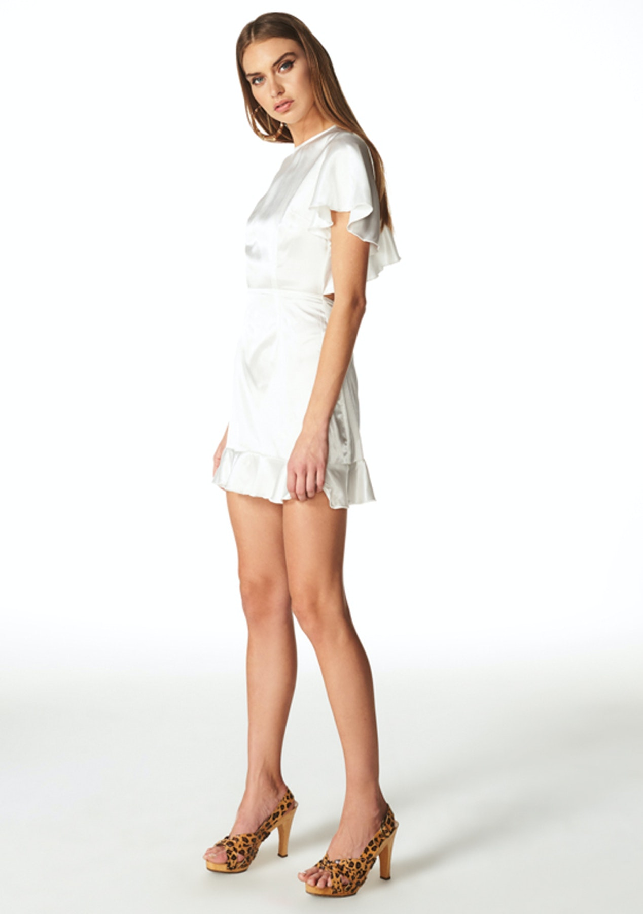 f4e501349c7c6 Lioness - Garden Party Dress - White